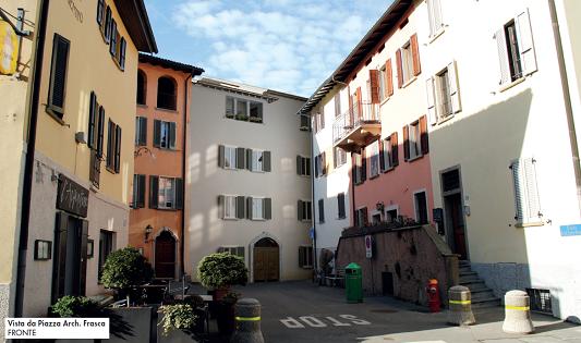 piazza di Breganzona