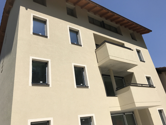 appartamenti a Collina d?Oro